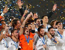 La victoria del Real Madrid arrasa (31,3%) en Telecinco y 'laSexta noche' (15,6%) crece con su programa 100