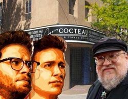 """George R.R. Martin se ofrece a emitir """"The Interview"""", la polémica película de Seth Rogen y James Franco, y carga contra Sony"""