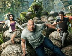 """'La película de la semana', """"Viaje al centro de la Tierra 2"""" (17,3%), se impone claramente al estreno de """"Tiana y el sapo"""" (9,5%)"""
