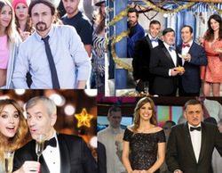 'Un país de cuento', 'Lo mejor de cada casa', 'Killer karaoke', 'La noche en Paz' y 'El intermedio' en Nochevieja
