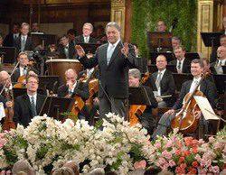 TVE da la bienvenida al Año Nuevo con el tradicional Concierto de la Orquesta Filarmónica de Viena