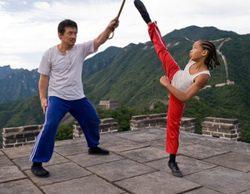 """""""Karate Kid"""" arrasa el día de Año Nuevo en Antena 3 con un espectacular 34,5% y más de 6 millones de espectadores"""