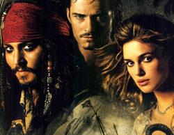 """""""Piratas del Caribe: la maldición de la Perla Negra"""" (3,8%) destaca durante su remisión en FDF"""