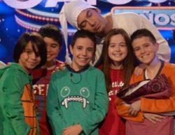 '¡Ahora caigo!' emite un programa especial Reyes con niños el lunes 5 de enero