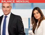 'Informativos Telecinco' repite liderazgo en diciembre y Antena 3 lidera la sobremesa de fin de semana