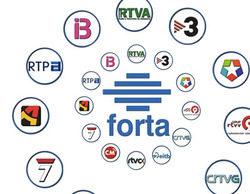 La FORTA (8%) pierde seguimiento en 2014, siendo TV3 la cadena más vista (12,6%)