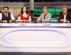 'The Taste' marca nuevo mínimo histórico y 'Bad Judge' se hunde en NBC el día de Año Nuevo