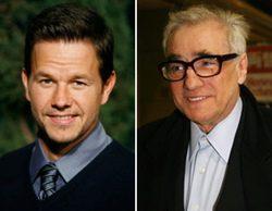 Mark Wahlberg prepara el regreso de 'Boardwalk Empire' con una película dirigida por Martin Scorsese