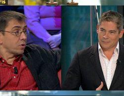 """Venezuela enfrenta a Boris Izaguirre y Monedero (Podemos) en 'laSexta Noche': """"Ahí encontrarías difícil hacer este programa"""""""