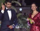El presentador de las uvas interruptus de Canal Sur visita 'Hable con ellas en Telecinco'