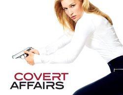 La serie 'Covert Affairs' es cancelada tras cinco temporadas y no volverá en 2015