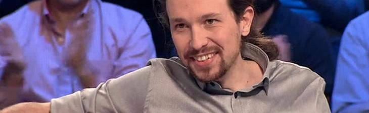 Pablo Iglesias dispara a 'laSexta noche' a un 16% con máximo de espectadores