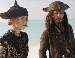 """Buen dato para la tercera parte de """"Piratas del Caribe"""" (3,8%), pero se convierte en la menos vista de las emitidas por FDF"""