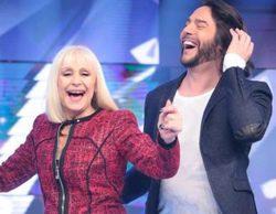 Joaquín Cortés y Raffaella Carrá serán jueces en 'Forte, forte, forte', el nuevo talent show de RAI