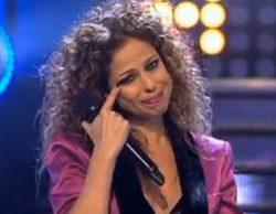 """Pastora Soler reaparece en 'Hit-La canción': """"Es muy duro estar aquí, estoy pasando un mal rato, pero me comprometí"""""""