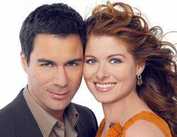 Eric McCormack y Debra Messing, protagonistas de 'Will & Grace', se reúnen tras casi una década en 'The Mysteries of Laura'