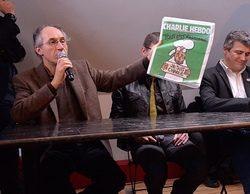 """Gérard Biard: """"Hay un futuro para Charlie Hebdo, pero no sabemos cómo será"""""""