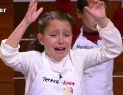 """El TAC pide a TVE que racionalice el horario de 'MasterChef Junior' y  """"rebaje el estrés de las dinámicas"""""""