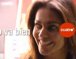 Lara Álvarez se estrena en 'Todo va bien' este jueves 15 de enero