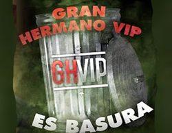 El hashtag #GHVIPesBASURA promocionado por un youtuber supera al oficial de Telecinco