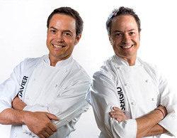 Sergio y Javier Torres ruedan ya la segunda temporada de 'Cocina2' para Fox Life