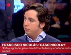 """El Pequeño Nicolás regresa a 'Un tiempo nuevo' y habla de crear un partido político: """"El poder es mi droga, era un adicto"""""""