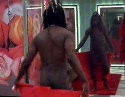 'Gran Hermano VIP 3' pixela el culo de Coman, después de mostrar sin tapujos toda su anatomía en el primer programa