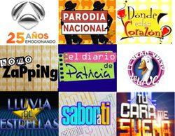Antena 3 cumple 25 años: recordamos los 25 programas que han marcado su historia