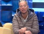 """Belén Esteban en 'GH VIP 3': """"No voy a dejar que Kiko coja una fregona y limpie, porque aquí hay tías que lo pueden hacer"""""""