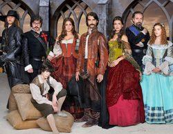Telecinco relega 'Las aventuras del capitán Alatriste' a las 23:30 horas a partir de esta semana