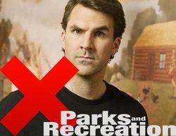 Paul Schneider no volverá a 'Parks and Recreation' en su última temporada