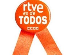 Los trabajadores de RTVE lucirán un lazo naranja en los Goya para defender un servicio público de calidad y sin manipulación