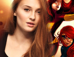 "Sophie Turner (Sansa Stark en 'Juego de tronos') será Fénix en ""X-Men: Apocalipsis"""