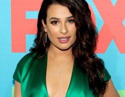 """Lea Michele vomitó mientras cantaba el """"Let It Go"""" en el rodaje de 'Glee'"""
