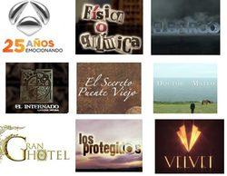 Antena 3 cumple 25 años: recordamos 25 series que han marcado su historia (parte 2)