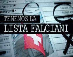 laSexta hace públicos, desde este lunes, los nombres de la Lista Falciani