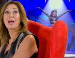"""Ana Rosa Quintana recuerda a Belén Esteban cantando """"Sobreviviré"""" en Antena 3: """"Cómo estaba de guapa"""""""