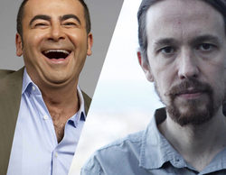 "Jorge Javier Vázquez critica a Pablo Iglesias: ""Me provocó rechazo con su tono de perdonavidas"""