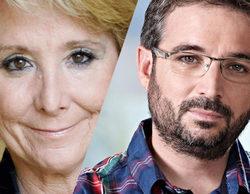 Esperanza Aguirre será entrevistada por Jordi Évole en 'Salvados' tras sus polémicas declaraciones sobre Antena 3 y laSexta