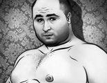 Kiko Rivera ('GH VIP') desnudo en una ilustración del artista Ismael Álvarez