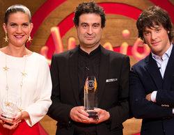 Aina, Manuel, Martina y Teresa se disputarán este martes la gran final de 'MasterChef Junior 2'