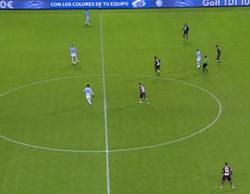 El partido de fútbol entre el Celta de Vigo y el Córdoba alcanza el sábado un 3,6% en Energy
