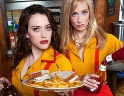 '2 Broke Girls' sube y anota máximo de temporada