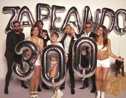 'Zapeando' celebra su programa 300 batiendo récord histórico de audiencia
