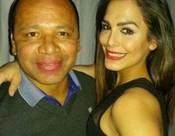 Amor Romeira ('GH 9') sorprende con una sugerente fotografía junto al padre de Neymar