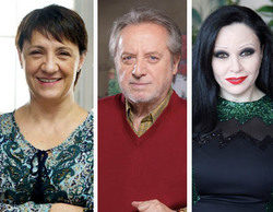 Blanca Portillo, Manuel Galiana y Alaska, Medalla de Oro al Mérito de las Bellas Artes 2014