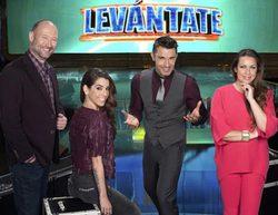 """La emoción gana la batalla al espectáculo en 'Levántate', el nuevo """"emotalent"""" de Telecinco"""