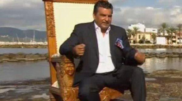 Boda Mallorca Gipsy Kings : Joaquín el prestamista de los gipsy kings fue