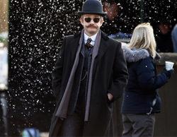 Fotos del rodaje de los nuevos capítulos de 'Sherlock'