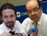 """Pablo Iglesias: """"¿Currículum para ser contratado a dedo en TVE? Haber trabajado en Intereconomia o la Cope"""""""